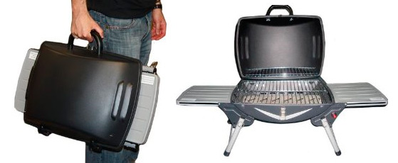 Redstone Portable Gas Bbq